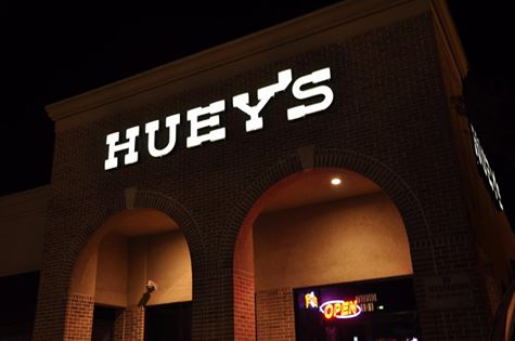 Hueys restaurant Southaven MS
