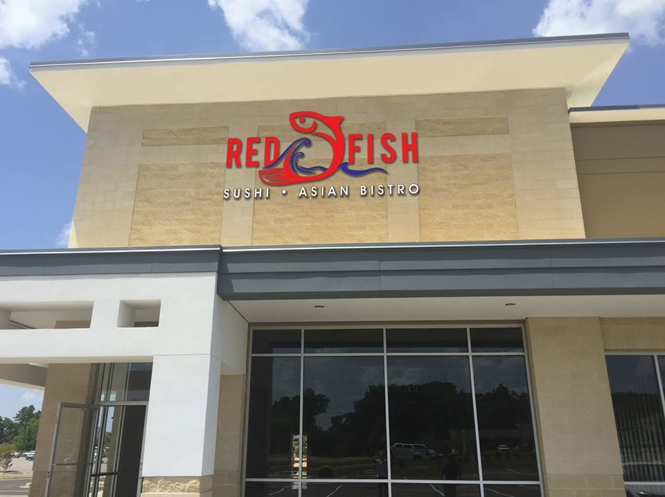Redfish Asian Bistro Olive Branch MS