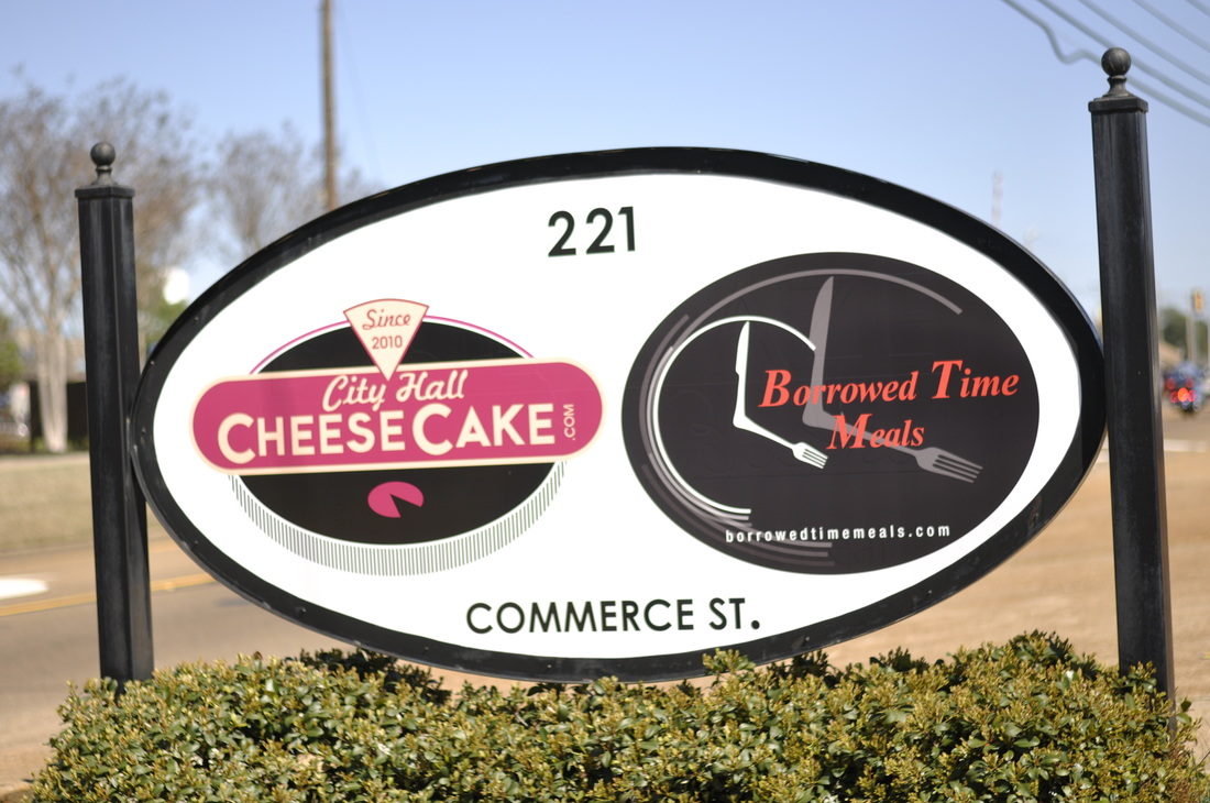 City Hall Cheesecake Hernando MS