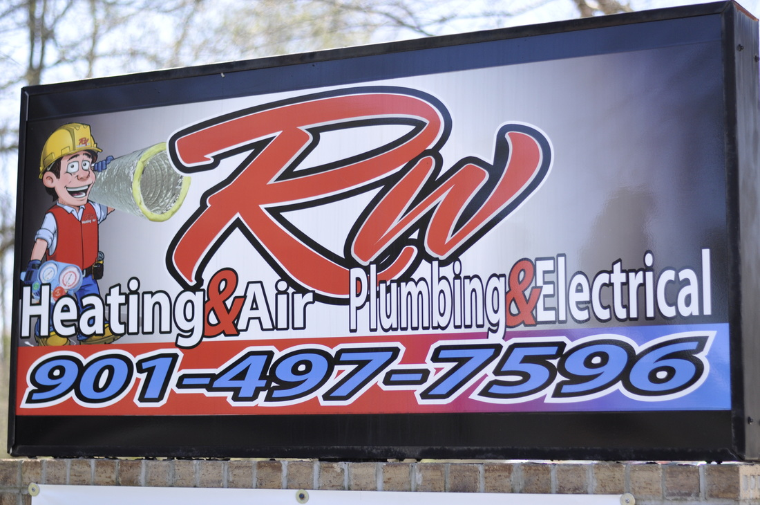 RW Heating&Air Plumbing&Electrical Desoto County MS